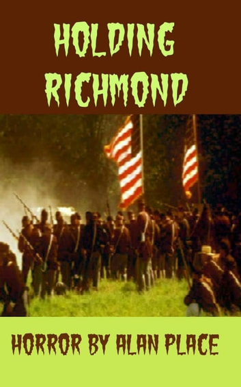 Holding Richmond ebook by Alan Place