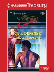 C.J.'s Defense ebook by Carolyn Andrews