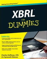 XBRL For Dummies ebook by Charles Hoffman,Liv Watson