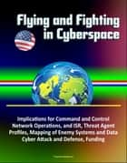 Flying and Fighting in Cyberspace: Implications for Command and Control, Network Operations, and ISR, Threat Agent Profiles, Mapping of Enemy Systems and Data, Cyber Attack and Defense, Funding ebook by Progressive Management