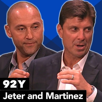 Derek Jeter and Tino Martinez with Brandon Steiner audiobook by Derek Jeter,Tino Martinez