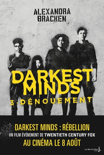 Darkest Minds - Tome 3 In The Afterlight Ebook De Alexandra Bracken