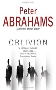Oblivion ebook by Peter Abrahams