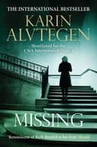 Missing ebook by Karin Alvtegen