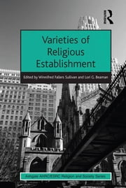 Varieties of Religious Establishment ebook by Lori G. Beaman,Winnifred Fallers Sullivan