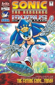 Sonic the Hedgehog #144 ebook by Ken Penders,Romy Chacon,Jon Gray,Steven Butler,Jim Amash,Michael Higgins