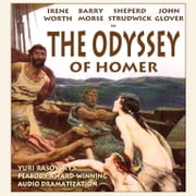The Odyssey of Homer audiobook by Homer, Homer, Yuri Rasovsky,...