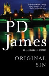 Original Sin ebook by P.D. James