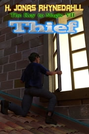 Thief ebook by H. Jonas Rhynedahll