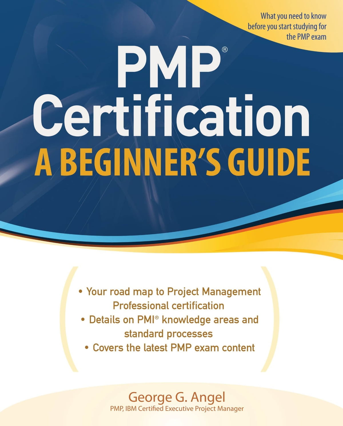 Pmp Certification A Beginners Guide Ebook By George Angel