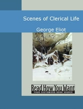 Scenes Of Clerical Life ebook by George Eliot
