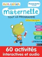Mon cahier maternelle 4/5 ans ebook by Jeanine Villani, Nicole Herr