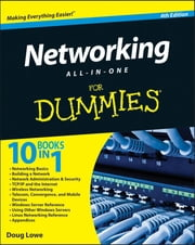 Networking All-in-One For Dummies ebook by Kobo.Web.Store.Products.Fields.ContributorFieldViewModel