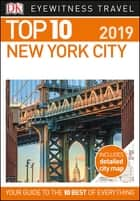 Top 10 New York City eBook by DK Travel