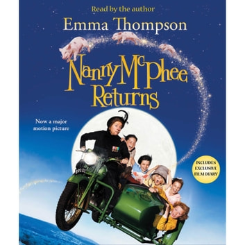 Nanny McPhee Returns audiobook by Emma Thompson