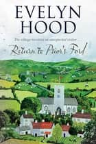 Return to Prior's Ford ebook by Evelyn Hood