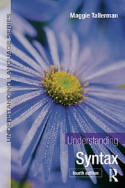 Understanding Syntax ebook by Maggie Tallerman