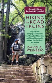 Hiking the Road to Ruins - Daytrips and Camping Adventures to Iron Mines, Old Military Sites, and Things Abandoned in the New York City Area...and Beyond ebook by Mr. David A. Steinberg