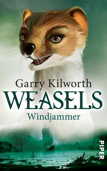 Weasels - Windjammer (Weasels 3) ebook by Garry Kilworth