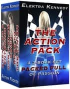 Action Packed 3-Pack ebook by Elektra Kennedy