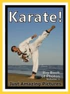 Just Karate Sport Photos! Big Book of Photographs & Pictures of Sports Karate Martial Arts, Vol. 1 ebook by Big Book of Photos