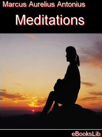 Meditations ebook by Marcus Aurelius Antonius