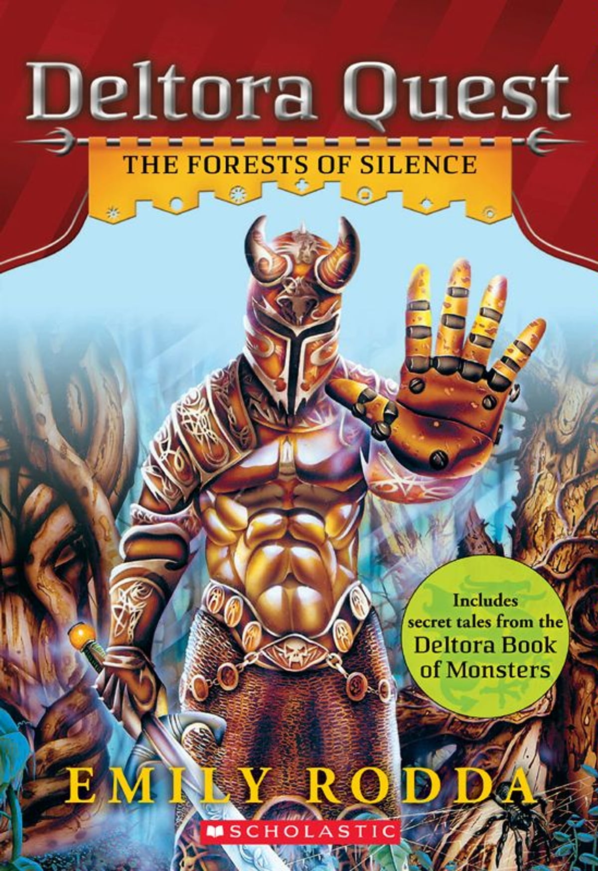Deltora Quest #1: The Forests Of Silence Ebook By Emily Rodda   9780545529532  Rakuten Kobo