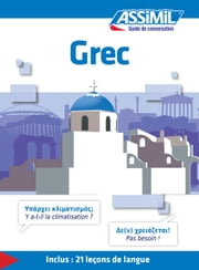 Grec - Guide de conversation ebook by Jean-Pierre Guglielmi