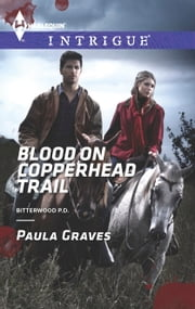 Blood on Copperhead Trail ebook by Paula Graves