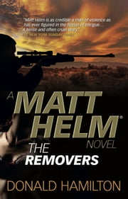 Matt Helm - The Removers ebook by Donald Hamilton