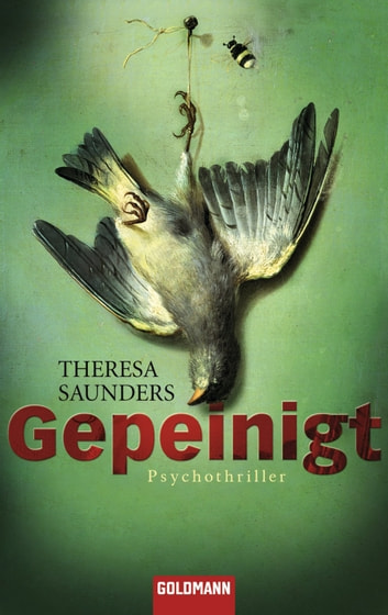 Gepeinigt - Psychothriller ebook by Theresa Saunders