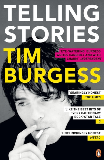 Telling Stories ebook by Tim Burgess