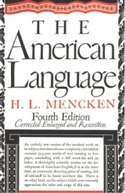 American Language ebook by H.L. Mencken