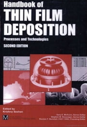 Handbook of Thin Film Deposition ebook by Seshan, Krishna