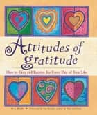 Attitudes of Gratitude ebook by Ryan, M.J.