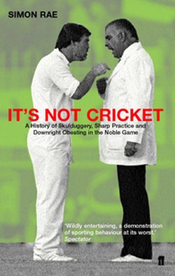 It's Not Cricket ebook by Simon Rae
