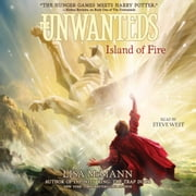 Island of Fire audiobook by Lisa McMann