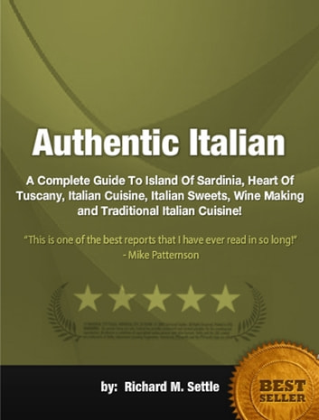 Authentic Italian ebook by Richard M. Settle