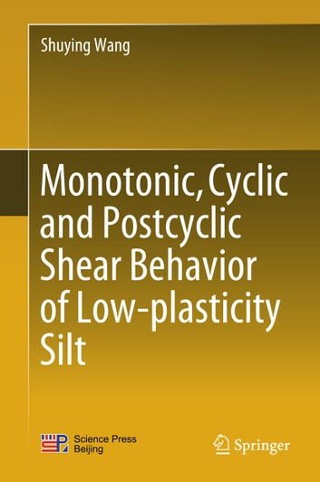 Monotonic, Cyclic and Postcyclic Shear Behavior of Low-plasticity Silt ebook by Shuying Wang