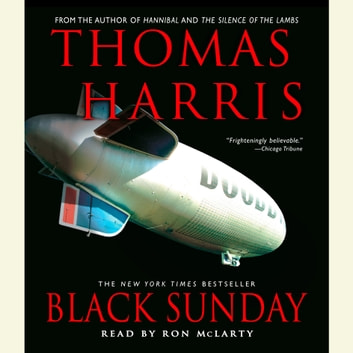 Black Sunday audiobook by Thomas Harris
