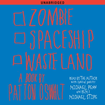 Zombie Spaceship Wasteland - A Book by Patton Oswalt audiobook by Patton Oswalt
