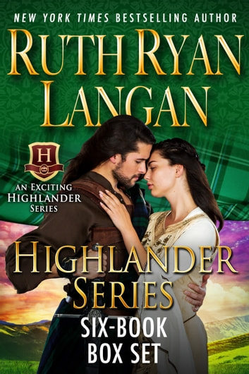 Highlander Series Six-Book Box Set ebook by Ruth Ryan Langan