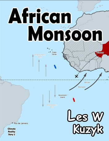 African Monsoon ebook by Les W Kuzyk