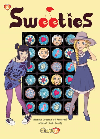 Sweeties #1 - Cherry/Skye ebook by Cathy Cassidy,Veronique Grisseaux