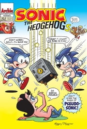 Sonic the Hedgehog #9 ebook by Mike Gallagher,Angelo DeCesare,Dave Manak,Henry Scarpelli,Jon D'Agostino