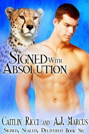 Signed with Absolution ebook by Caitlin Ricci,A.J. Marcus