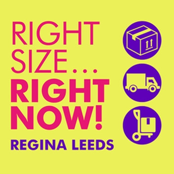 Rightsize…Right Now! - The 8-Week Plan to Organize, Declutter, and Make Any Move Stress-Free audiobook by Regina Leeds