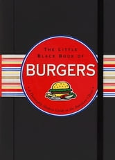 The Little Black Book of Burgers ebook by Mike Heneberry