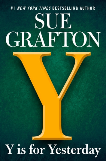 Y is for Yesterday ebook by Sue Grafton