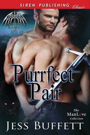 Purrfect Pair ebook by Jess Buffett